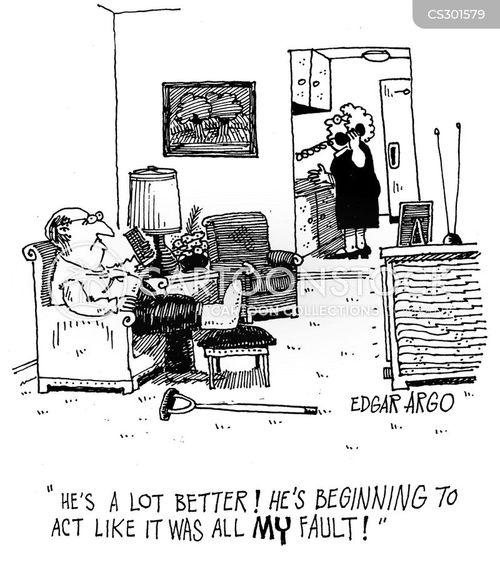 getting better cartoon