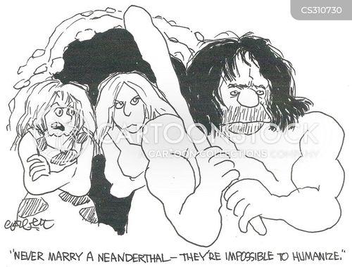 humanise cartoon