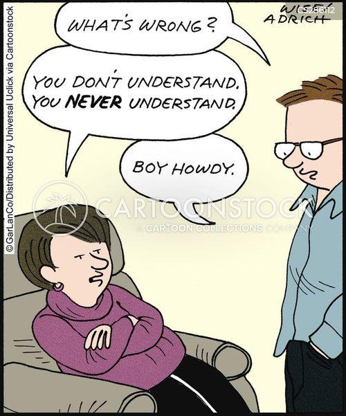 empathised cartoon