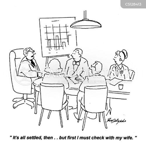 permissions cartoon