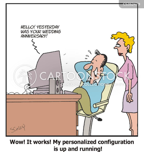 personalised cartoon