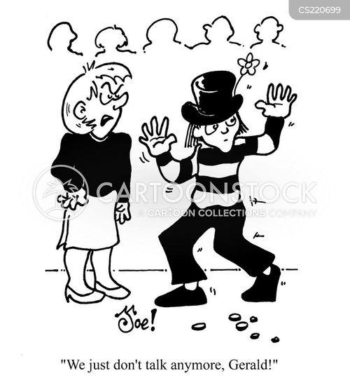 rocky relationship cartoon