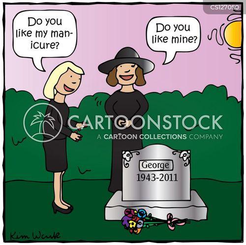 extreme measures cartoon
