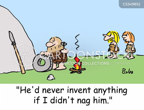 naggers cartoon