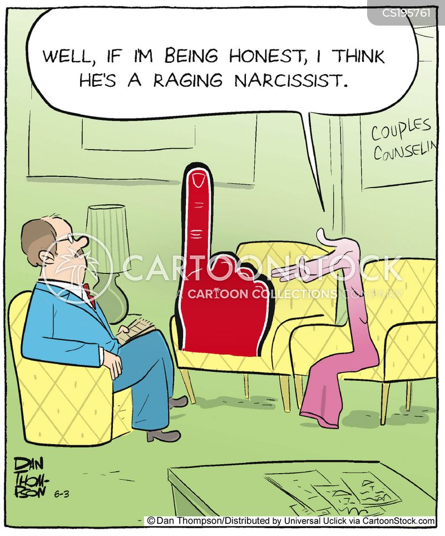 relationship issue cartoon