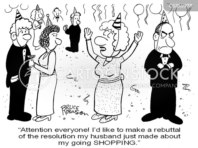 New Years Eve Party Cartoons and Comics - funny pictures from ...