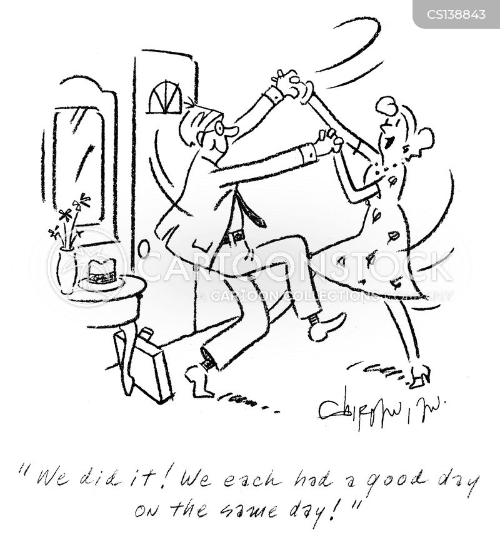 delight cartoon