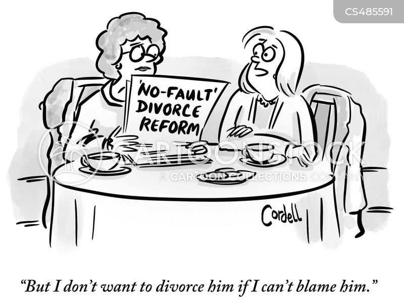 No Fault Divorces cartoons, No Fault Divorces cartoon, funny, No Fault Divorces picture, No Fault Divorces pictures, No Fault Divorces image, No Fault Divorces images, No Fault Divorces illustration, No Fault Divorces illustrations