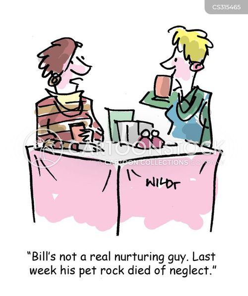 nurturer cartoon