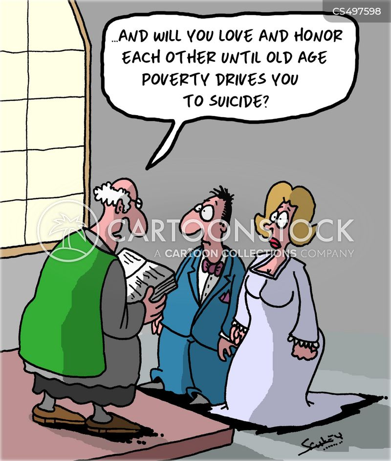 committed relationship cartoon