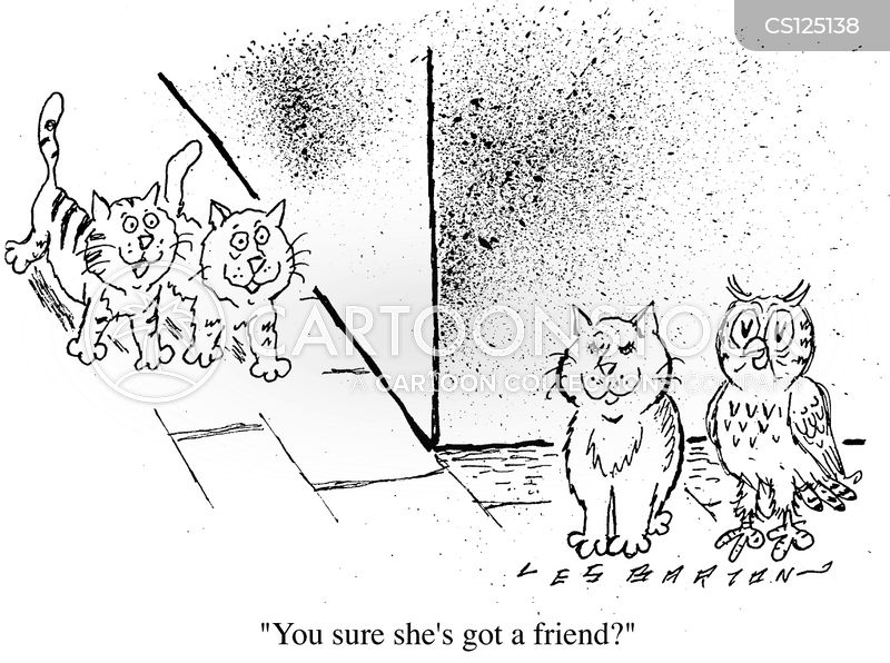 pussy cat cartoon