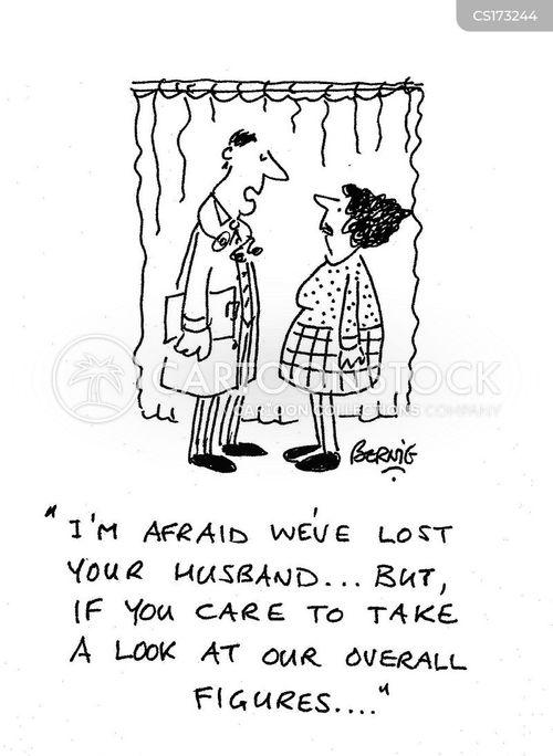 statistician cartoon
