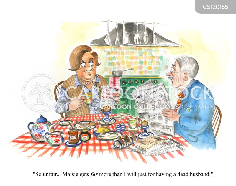 Dead Husband cartoons, Dead Husband cartoon, funny, Dead Husband picture, Dead Husband pictures, Dead Husband image, Dead Husband images, Dead Husband illustration, Dead Husband illustrations