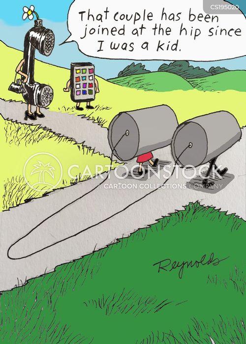 tin can cartoon