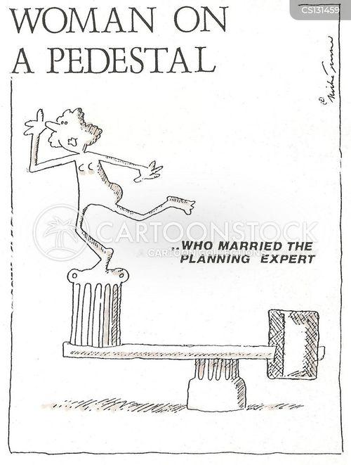 high regard cartoon