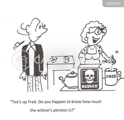 poisoner cartoon