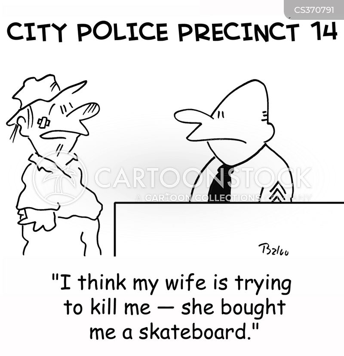 matricide cartoon