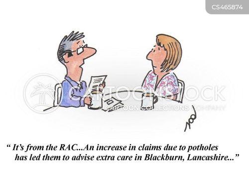 pitfalls cartoon