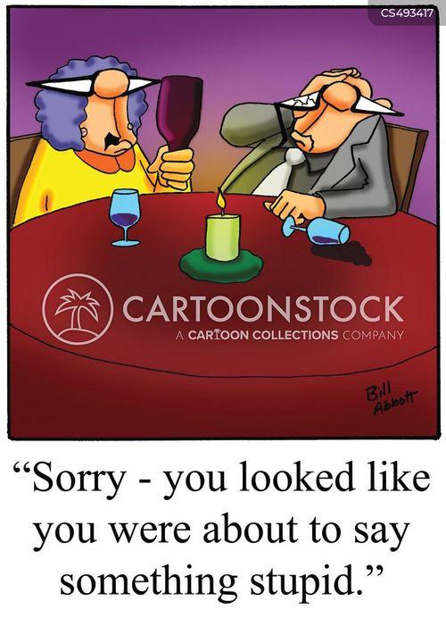 preemptive strike cartoon