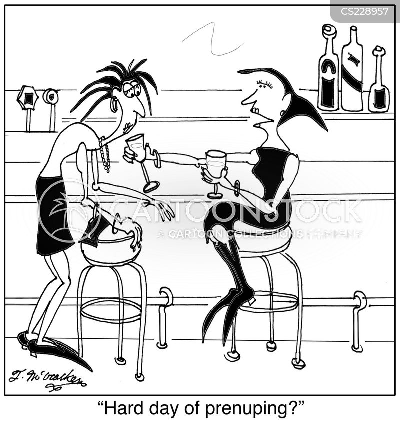 Pre Marital Agreements Cartoons And Comics Funny Pictures From