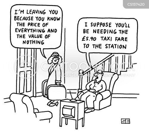separates cartoon