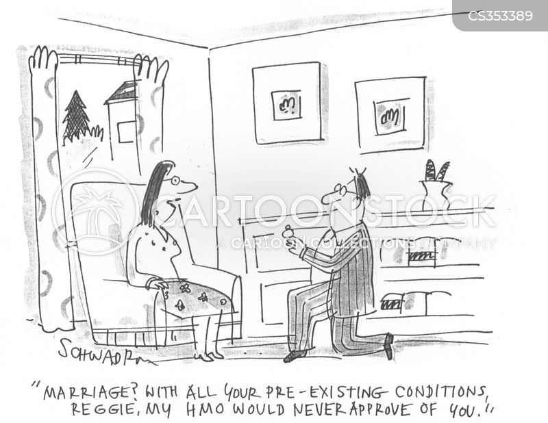 fiancee cartoon