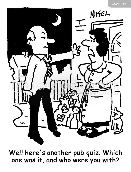 quizs cartoon