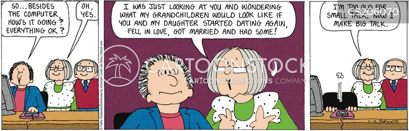 embarrassing parent cartoon