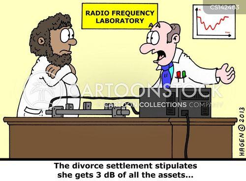 frequency cartoon