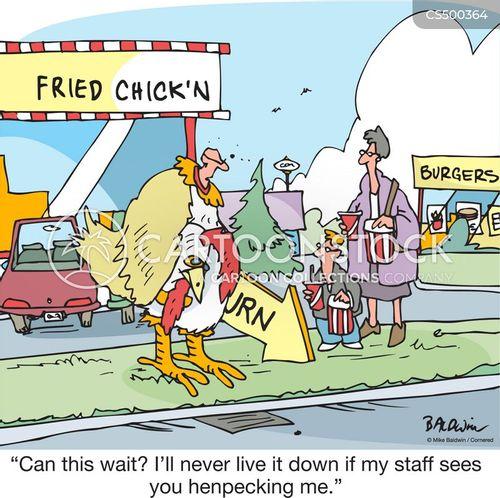 henpecks cartoon