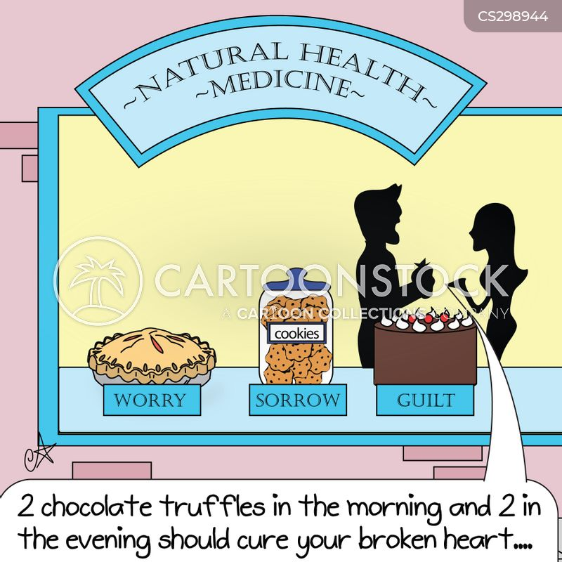 sweet shop cartoon