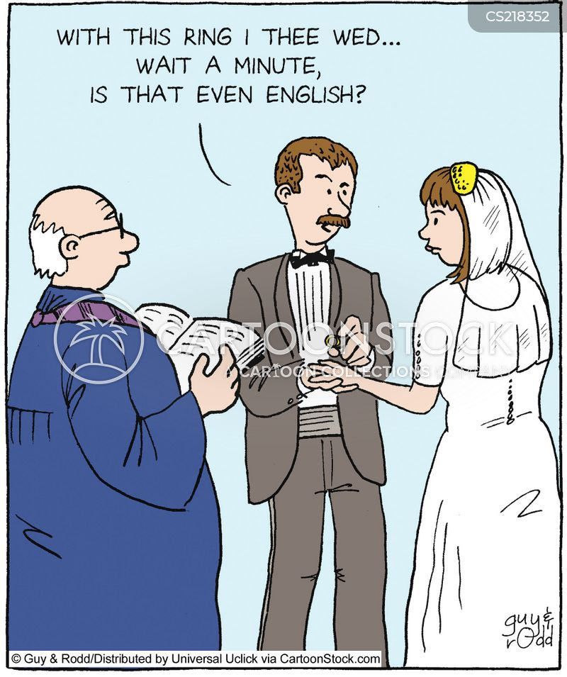 Wedding Rings Cartoons And Comics Funny Pictures From Cartoonstock