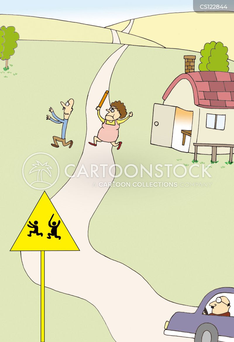 Warnschild Cartoon, Warnschild Cartoons, Warnschild Bild, Warnschild Bilder, Warnschild Karikatur, Warnschild Karikaturen, Warnschild Illustration, Warnschild Illustrationen, Warnschild Witzzeichnung, Warnschild Witzzeichnungen