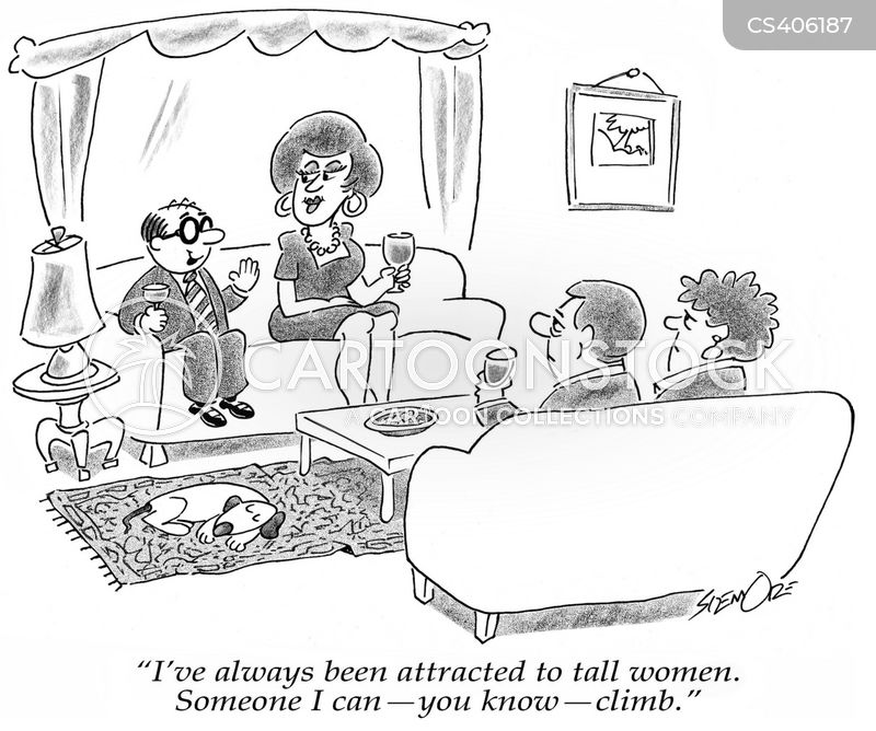 sexual attractions cartoon