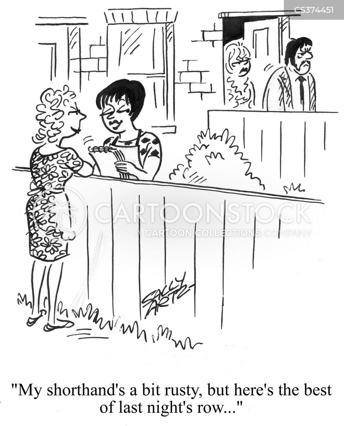 eavesdropped cartoon
