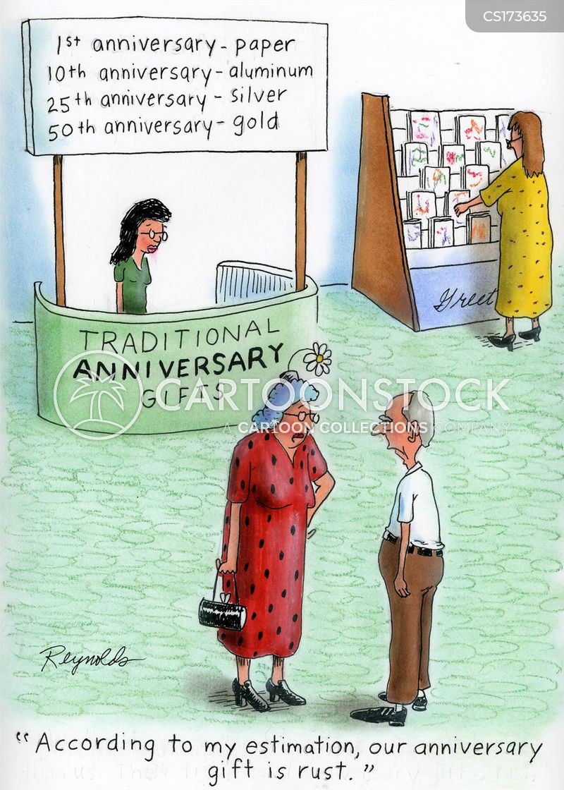 humorous wedding anniversary gifts