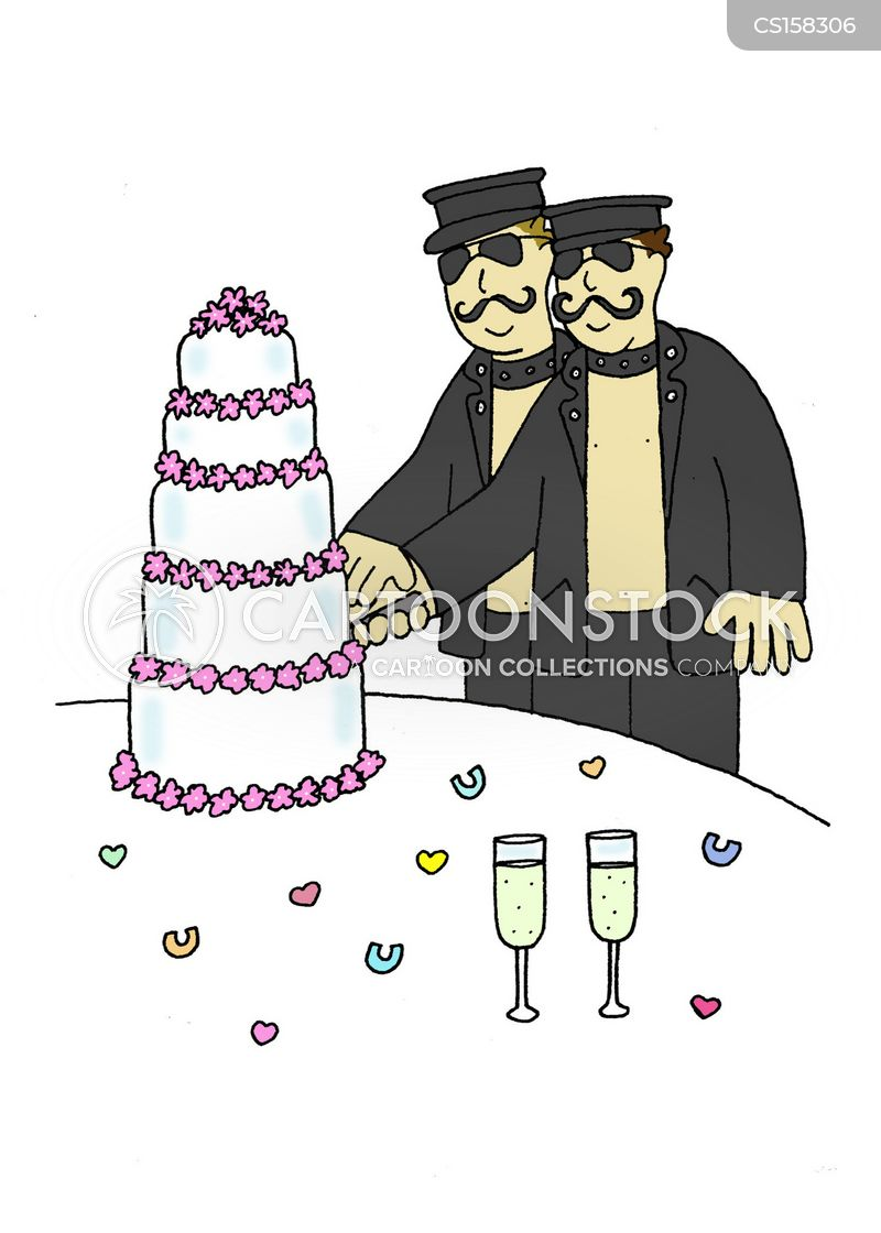 civil union cartoon