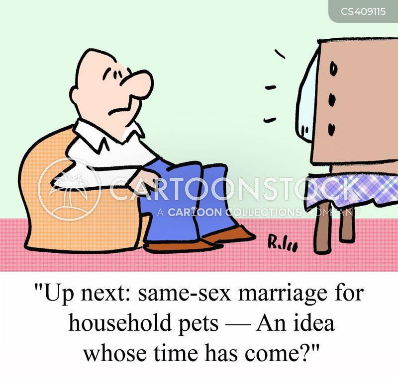 marriage laws cartoon