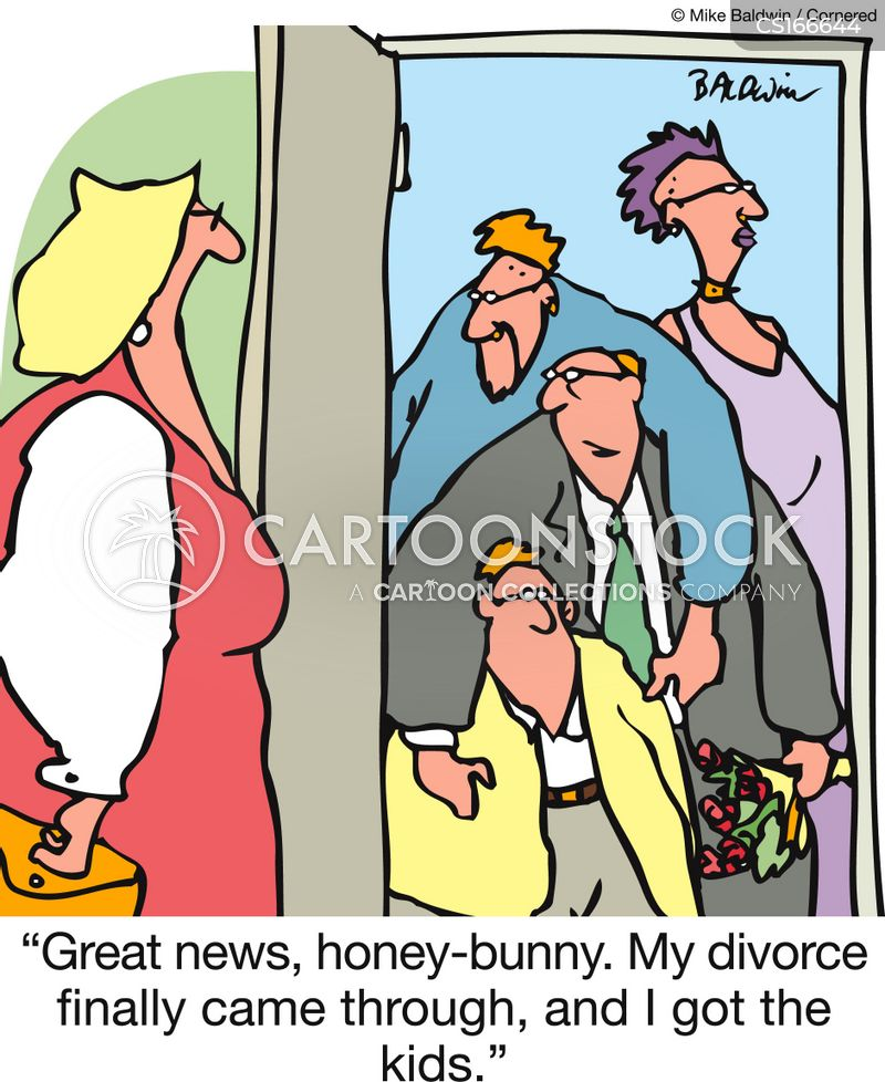 good news cartoon