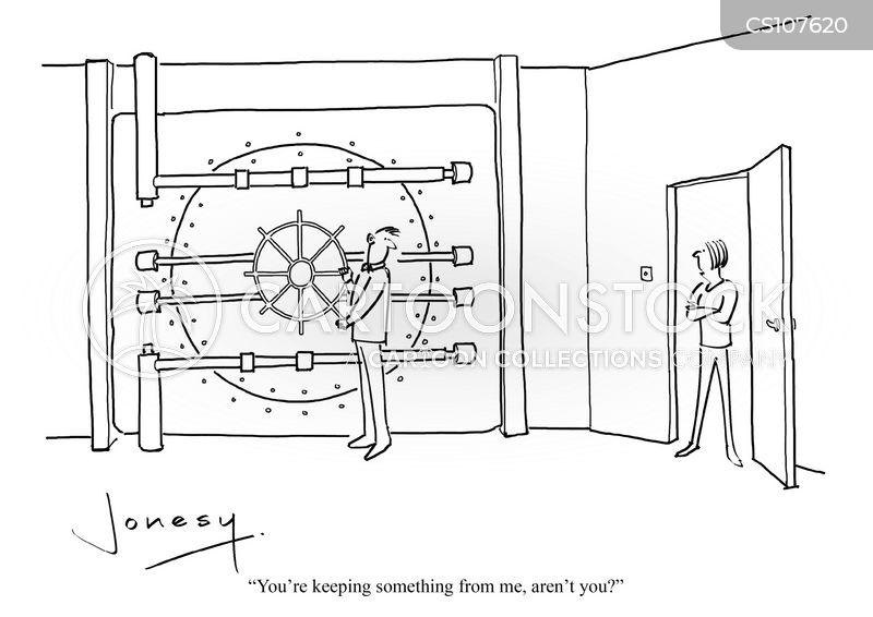 vault cartoon