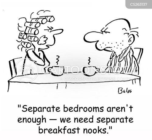 breakfast nooks cartoon
