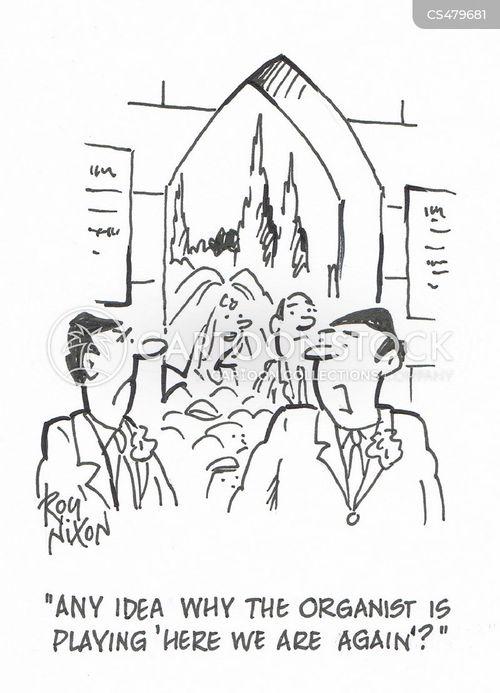 serial monogamists cartoon