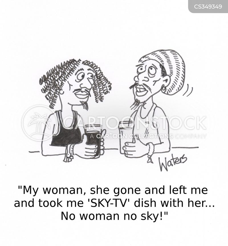 Dreadlocks Cartoons and Comics - funny pictures from