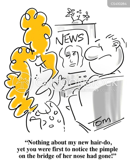 celebrity crush cartoon