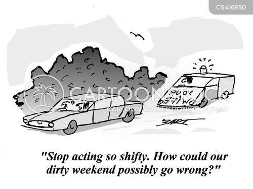 romantic weekends cartoon