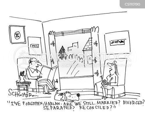 reconciliations cartoon