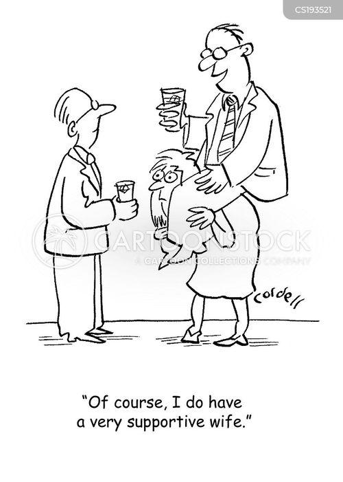 provider cartoon