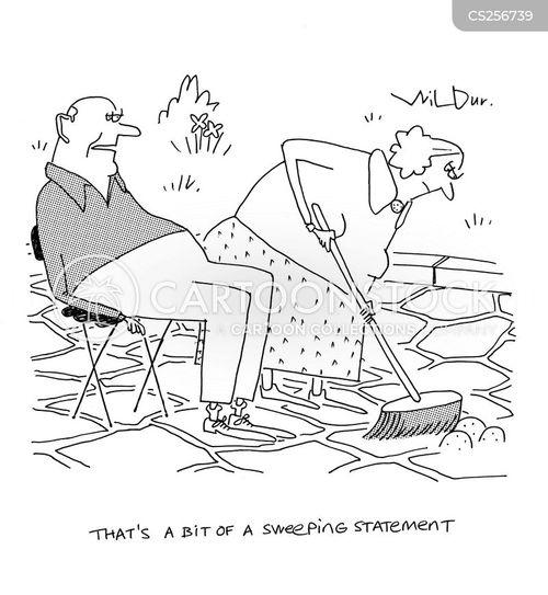 generalisation cartoon