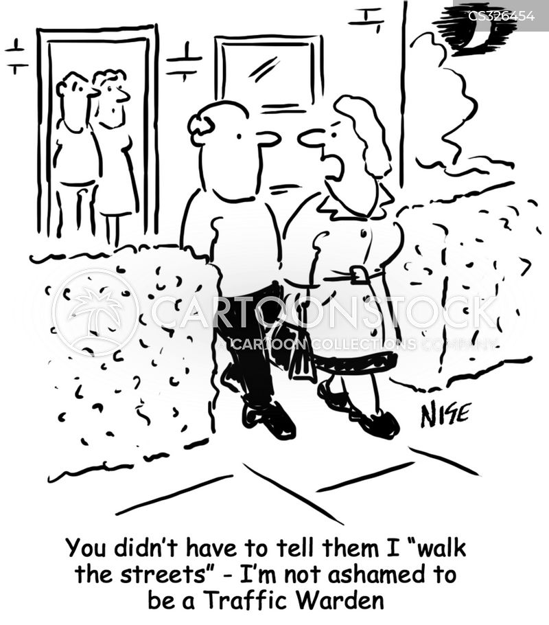 inappropriate comments cartoon