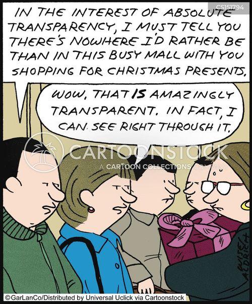 transparent cartoon
